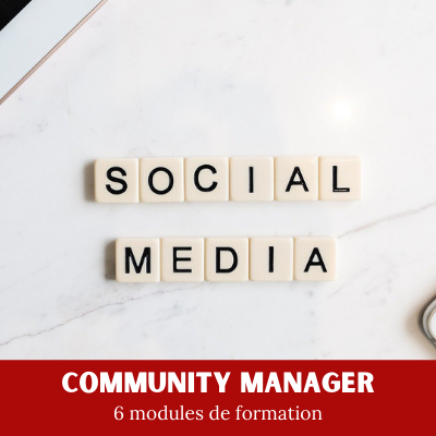 Community Manager Bloc Certifiant