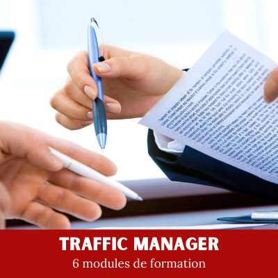 Trafic Manager Bloc Certifiant RNCP